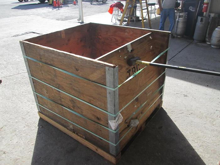 Shipping or Storage containers, boxes, wood crates (heavy duty) Shipping or Storage containers, boxes, wood crates (heavy duty)