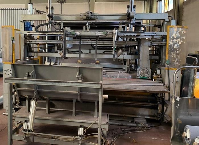 Used INSPECTING MACHINE TESTA  111AT