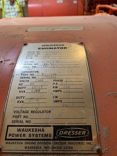 WAUKESHA L5792DSU