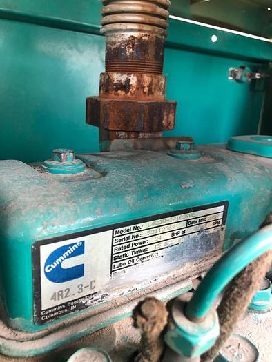 20 kW Cummins Generator