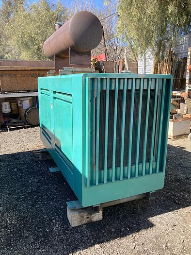 Used Natural Gas / Propane Onan Waukesha 115kw  3 phase   480 Volt
