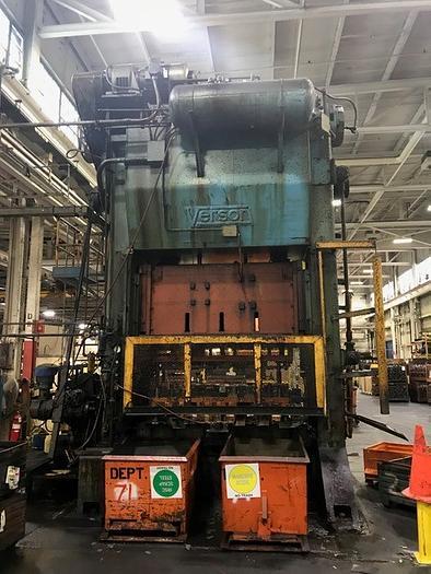 500 TON VERSON SE2-500-96-60 SSDC PRESS