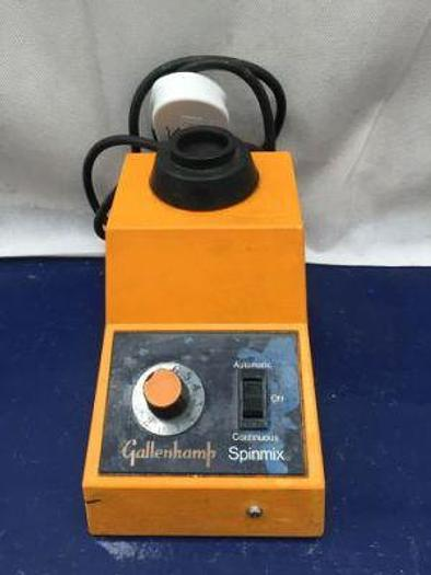 Vortex mixer Spinmix
