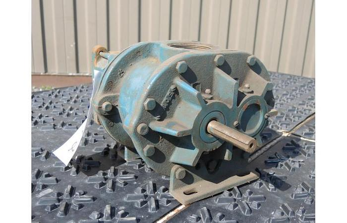 "USED ROTARY LOBE BLOWER 148 CFM, 2"" INLET & OUTLET"