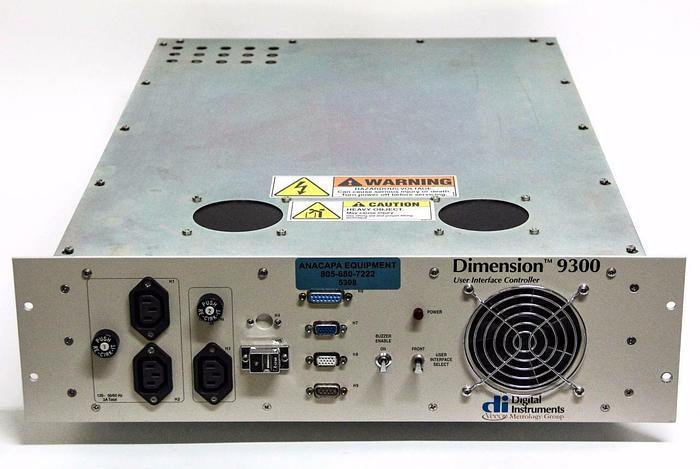 Used Veeco Bruker Digital Instruments Dimension 9300 U/I Controller USB (5308)