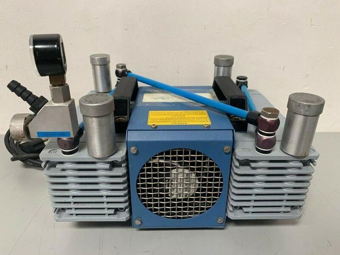 Used Vacuubrand ME 8 Diaphragm Vacuum Pump 115V