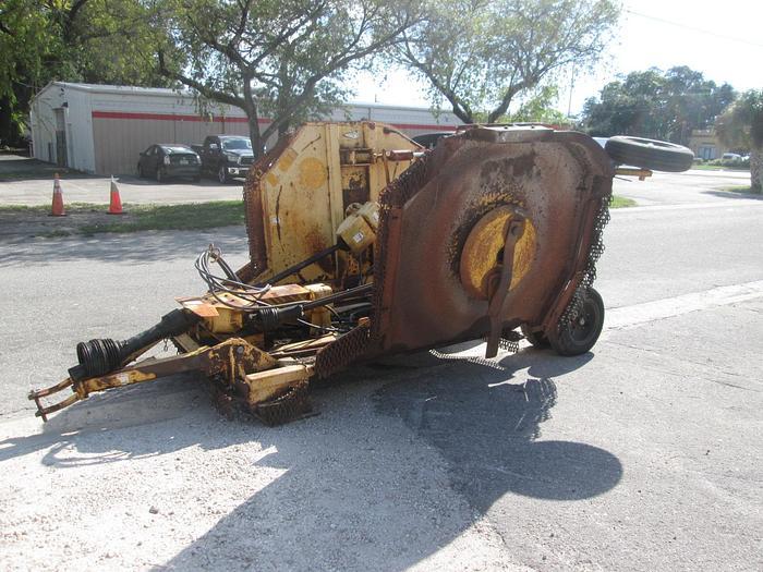 Used 15' Bush Wacker Pull Behind Batwing Mower
