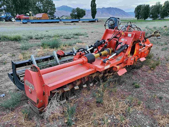 Used 17' Maschio Pantera 520 Roto-Tiller ** Includes 2 Sets Spare Blades **
