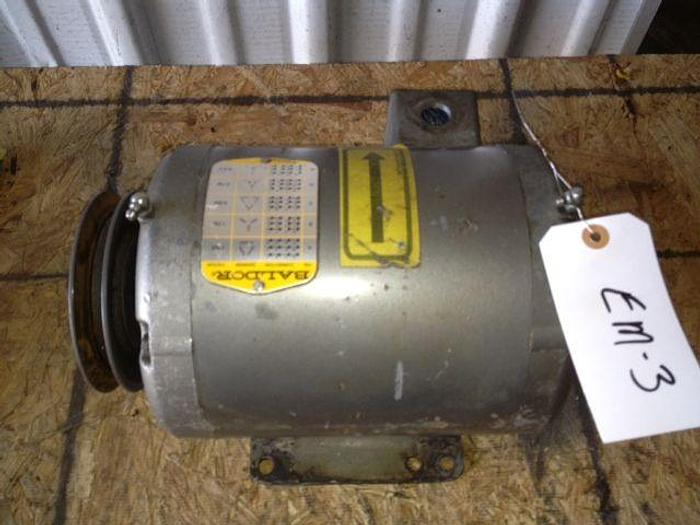 Used Drain motor for Milnor 135lb