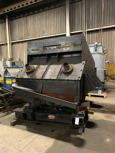 2004 GENERAL KINEMATICS VM120 VIBRAMILL LUMPCRUSHER