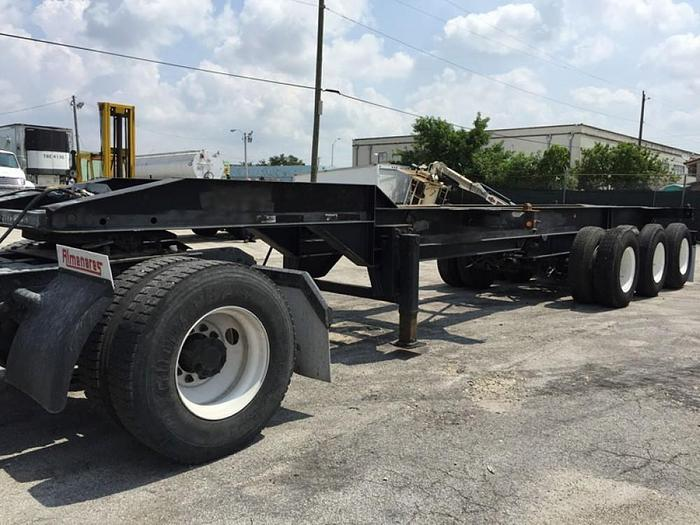 Used 1993 CHASSIS 20 FT W/ FIFTH WHEEL