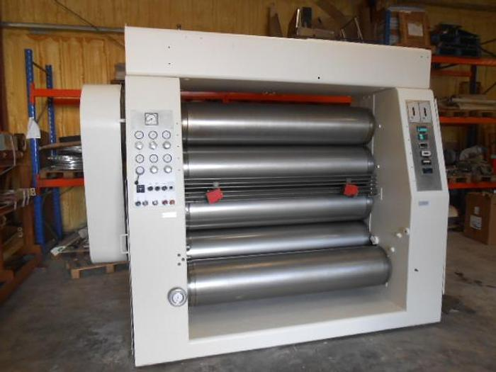 Used Buhler SFL1800 5 roll refiners