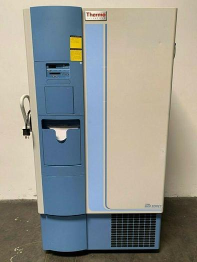 Used Thermo Scientific 8606 -86 ºC Ultra Low Laboratory Freezer 23 Cu Ft 230V