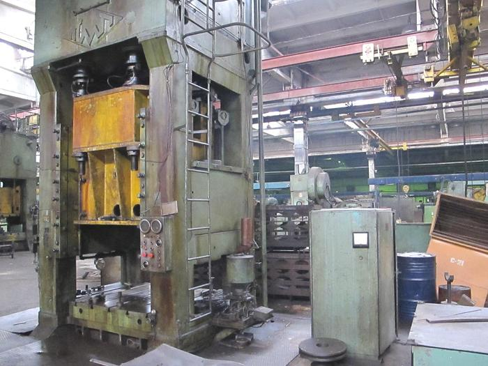 Used TMP Voronezh Russia K5535