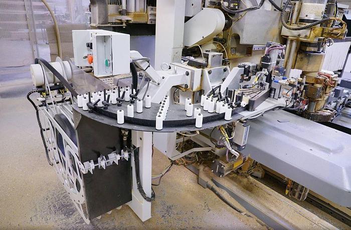 MEM009 2006 Biesse Rover C 6.65 Edge C2-P1-A2 Centro di lavoro con bordatura