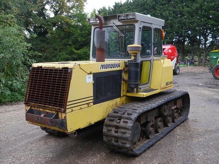 Used Morooka MK-160 Crawler Tractor