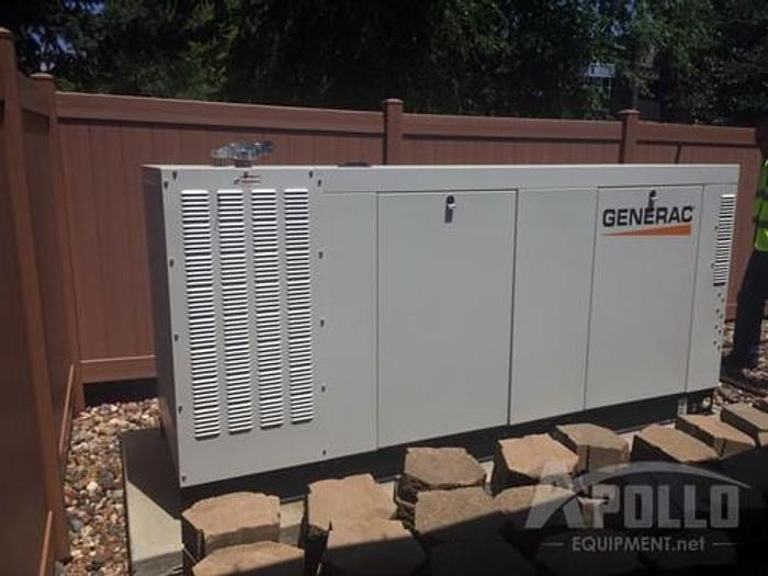 Used Generac 100KW Natural Gas Generator