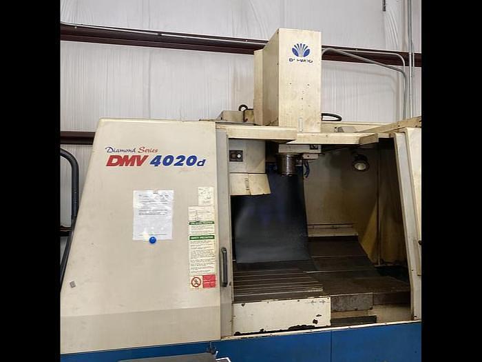 Used 2002 Daewoo DMV4020