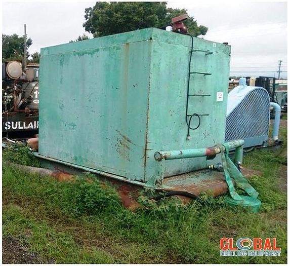 Used Item 0786 : Fuel Tank, 7'W x 6'H x 8'L
