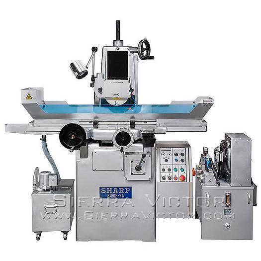 SHARP Automatic Surface Grinder with NC SG-618-3A