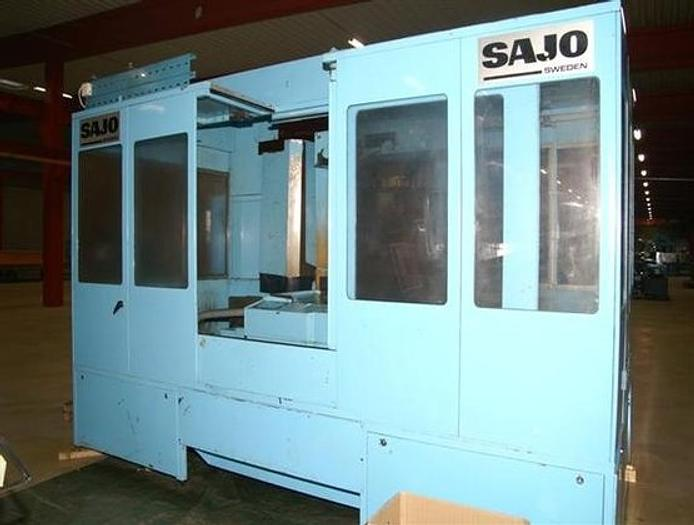 Used 2001 SAJO HMC 630 Horizontal Machining Centers