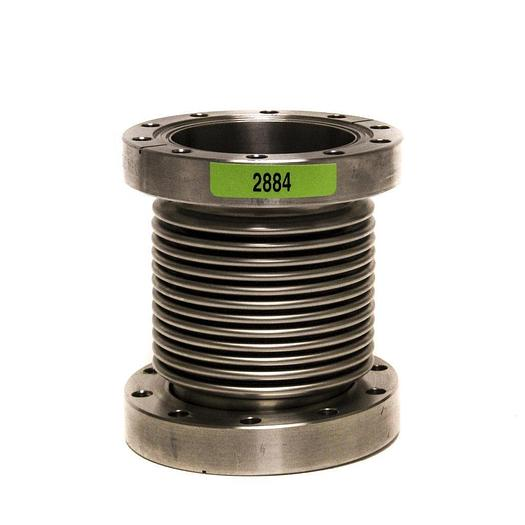 Used MDC MFG INC 3 Inch Vacuum Hose with Rotatable Flange (2884)