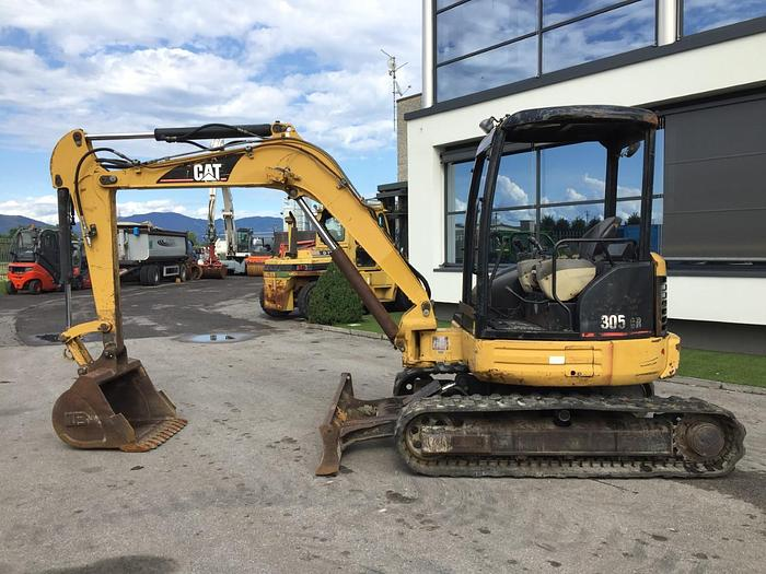 2003 CATERPILLAR 305 CR