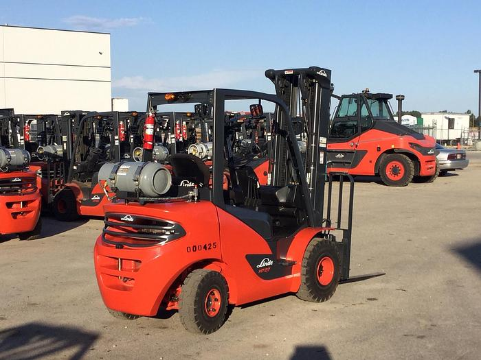 Used 2020 LINDE HT27T