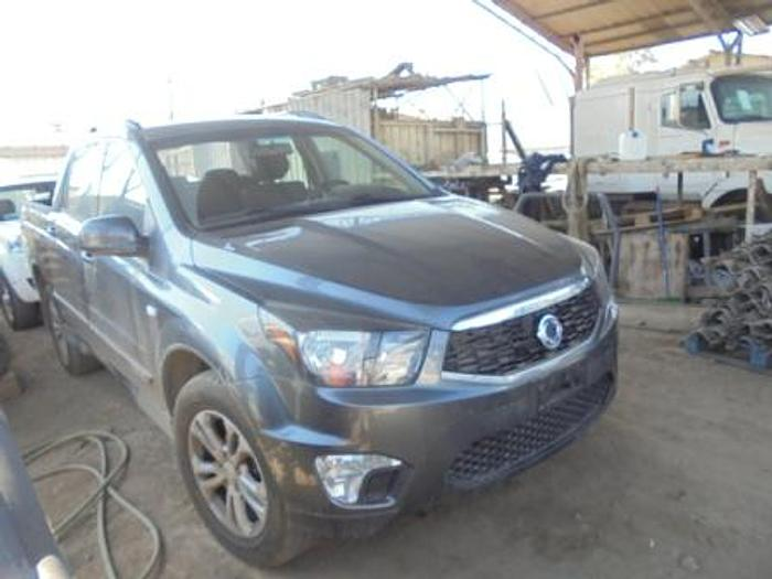 2018 SSANGYONG ACTYON SPORT 2.2