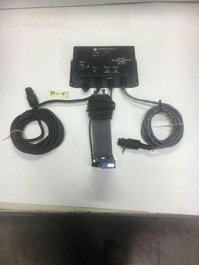 Used Hot Melt Technologies MR-6000 Sealant Interface Control SIC-100 Warranty!