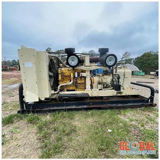 Used Item 0531 : 2007 Ingersoll-Rand 1170CFM / 350PSI Rotary Air Compressor