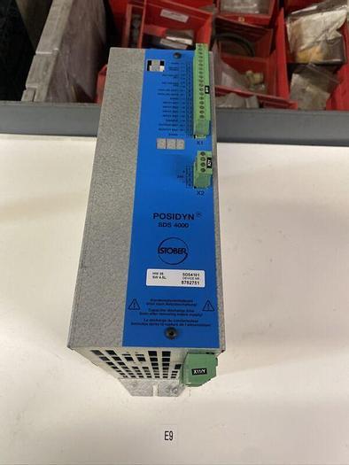 Used Used Stöber Posidyn SDS4101 Servo Controller 8782751 Warranty Fast Shipping