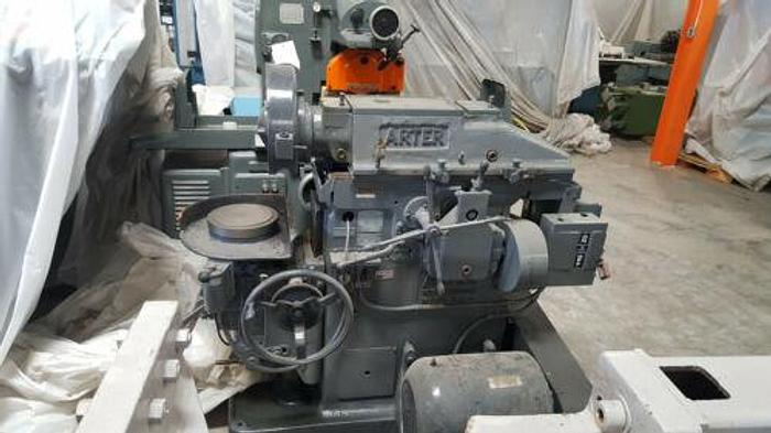 Used ARTER MODEL A - 1-8 HORIZONTAL SPINDLE ROTARY SURFACE GRINDER 8 INCH TABLE