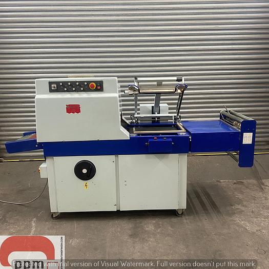 Used Sfere Emballage TL50.40 SM L-bar Shrink Wrapping Machine