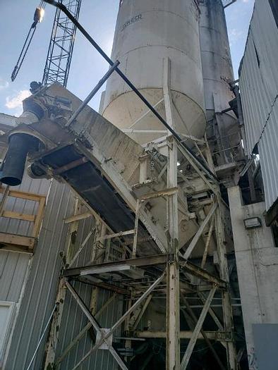 Used CON-E-CO LP10 Portable Concrete Batch Plant