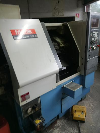 MS66 - Mazak Super Quick Turn  200 C