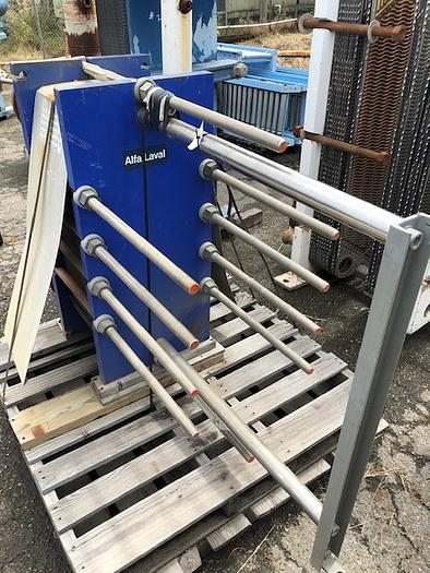 Alfa-Laval Plate Heat Exchanger,