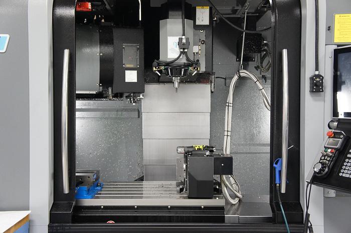 2015 Hurco VMX42SWi / 5 Axis VMC