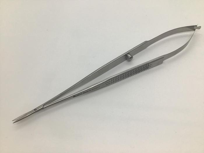 Scissor Micro Spring Type Straight Blades 190mm (7-1/2in) MEDICOR