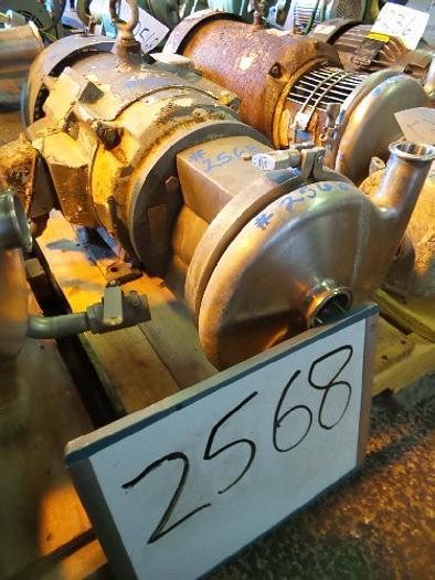AMPCO 2'' x 1 1/2'' Centrifugal Pump