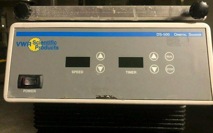 Used VWR DS-500 Laboratory Orbital Platform Shaker