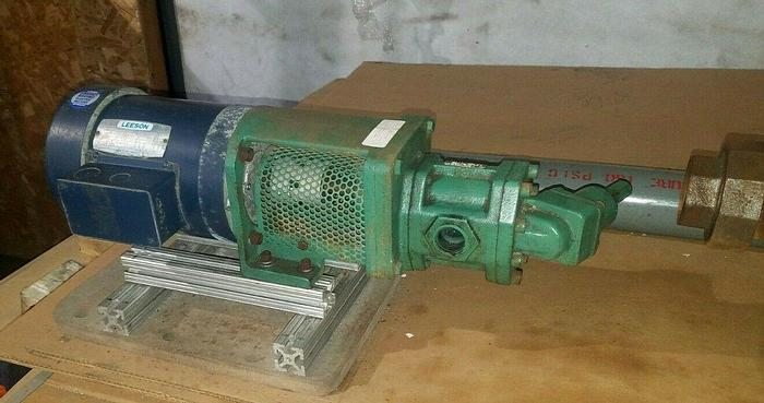 Used Oberdorfer Geariron Pump Boiler Pump