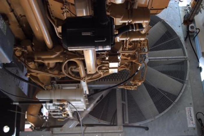 1.72 MW 2013 New Caterpillar 3516C-HD RIG Diesel Generator