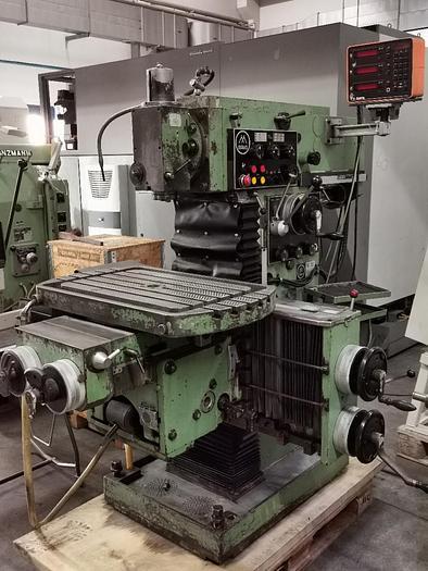 Gebraucht Universal Werkzeugfräsmaschine  MAHO 700 - konventionell