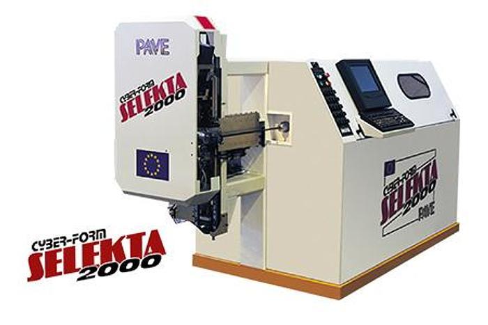 Single Head Cyberform Selekta 2000 Mk 8