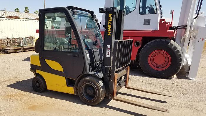 Hyster Mdl. H50FT Diesel Forklift, LOW HOURS