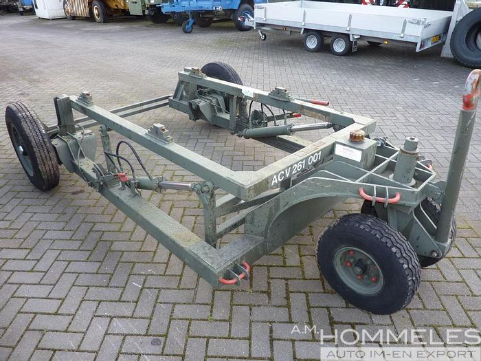 Used Specialist lift trailer