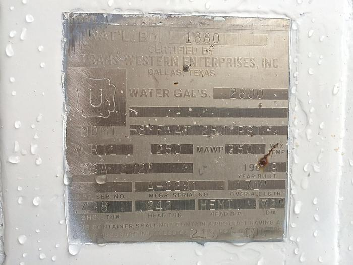 2002 FREIGHTLINER FL70 LPG TANK TRUCK