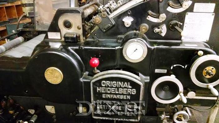 1970 Heidelberg KORD64