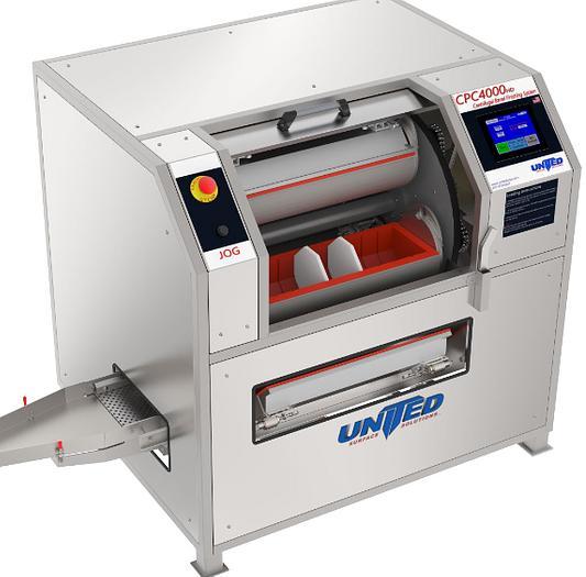 2013 United  United CPC 4000HD Tumbler